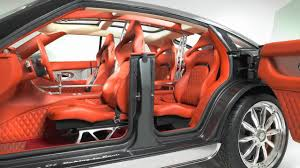 Future  Luxury Car Interior Design YouTube - Interior car design ideas