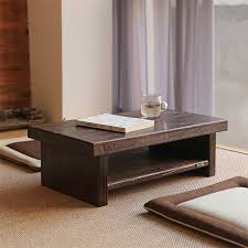 low coffee table cheap asian antique furniture japanese floor tea table rectangle size 68