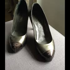 84 off chanel shoes chanel classic spectator pumps authentic