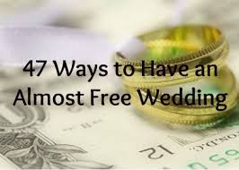 wedding ideas on a budget great website for simple inexpensive wedding plus this neat