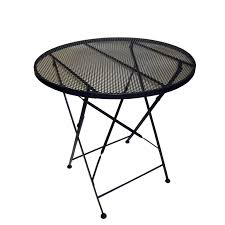 metal patio dining table impressive on patio folding table fold up patio furniture enter