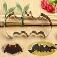 Bat Cookies For Halloween by Online Buy Wholesale Stainless Steel Cake Cookie Mold Batman From