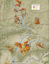 Colorado River Texas Map by On The Colorado Articles