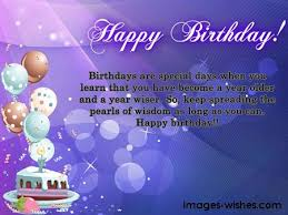 Happy Birthday Wisdom Wishes Happy Birthday Wishes Greetings Images Quotes Messages