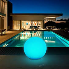 Solar Lights Patio by Amazon Com Tker Solar Light Ball Waterproof Floating 16rgb Solar