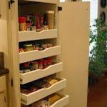Pull Out Pantry Cabinets Pull Out Pantry Shelves Pantry Pullout Shelves And Baskets View