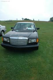 auction results and data for 1989 mercedes benz 420 sel