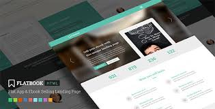 html5 templates for books 25 responsive html5 marketing website templates designssave com