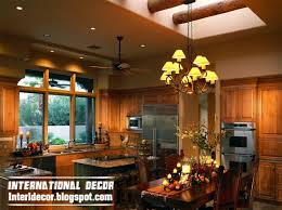 interior design 2014 top catalog of kitchen false ceiling designs