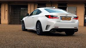 lexus sedans 2016 lexus rc 200t f sport 2016 review by car magazine