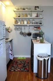 small kitchen shelving ideas kitchen kitchen shelves open small apartment storage cart