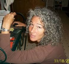 naturally curly gray hair hairstyles for naturally curly grey hair trendy hairstyles in the usa