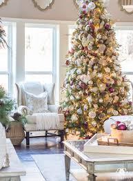2017 christmas home tour champagne wine and other christmas