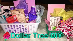 bathroom gift basket ideas great gift basket diy with only dollar tree items youtube