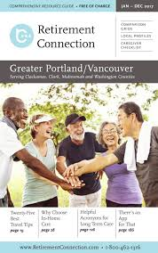 Macadam Floor And Design Kirkland by January 2017 Retirement Connection Guide Of Greater Portland