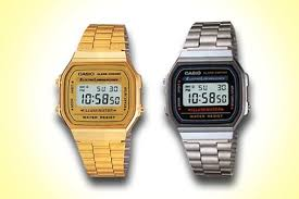casio donna piccolo orologio casio oro vintage uomo e donna nandida