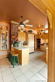 kitchen ceiling fan ideas country kitchen design pictures and decorating ideas country