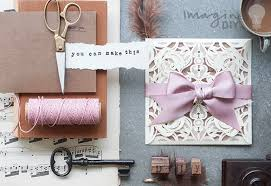how to make your own wedding invitations wedding invitations gallery imagine diy
