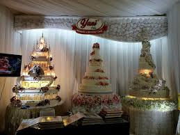 wedding cake semarang yani cake decorating restaurant semarang indonesia
