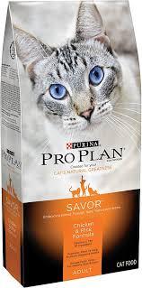 purina pro plan savor chicken u0026 rice formula dry cat food