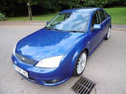 ford mondeo st tdci look the mileage performance blue metallic