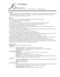 resume layout exles sles of cv resumes paso evolist co