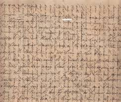cross writing text scarce paper used in collectors weekly