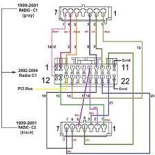 dodge factory radio wiring diagram wiring diagram byblank