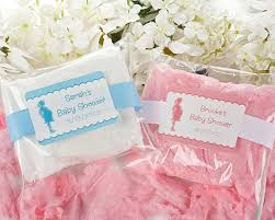 personalized cotton candy bags baby shower personalized cotton candy baby showers