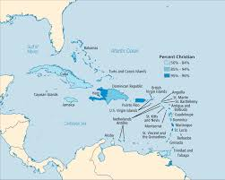 Map Of Cayman Islands Maps Central America U0026 The Caribbean