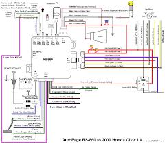 honda wiring diagrams civic honda wiring diagrams instruction