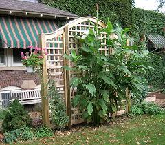 Curved Trellis Fence Panels Google Image Result For Http Www Elyriafence Com Images