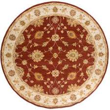 Round Burgundy Rug Burgundy Area Rugs Rugs The Home Depot