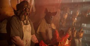 kings island halloween haunt 2017 slaughter house halloween haunt attractions kings island