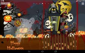 halloween ghost wallpaper halloween live wallpaper android apps on google play