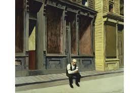 edward hopper sunday 1926 oil on canvas fine arts pinterest