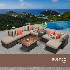 Outdoor Furniture Set Wicker Patio Furniture