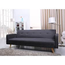 Clik Clak Sofa Bed by Leader Lifestyle Tokyo 3 Seater Clic Clac Sofa Bed U0026 Reviews