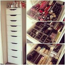 bathroom makeup storage ideas 7 ikea inspired diy makeup storage ideas owless