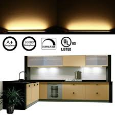 slim under cabinet led lighting led light bar under cabinet with dial dimmable switch