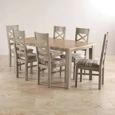Light Oak Kitchen Table Mesmerizing Painted Oak Kitchen Table Boldventure Info