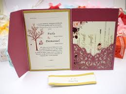 tri fold wedding invitations trifold wedding invitation europe tripsleep co