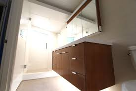 Midcentury Modern Bathroom by Mid Century Modern Bathroom Lighting Extraordinary Shower Doors