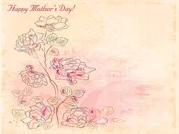 Mother S Day Designs Happy Mothers Day 2013 Powerpoint Templates Brown Fuchsia
