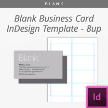 business card indesign template choice image free business cards