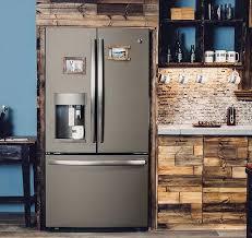 white kitchen cabinets with black slate appliances choosing between slate black stainless steel black slate