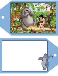 111 jungle book printables images jungles