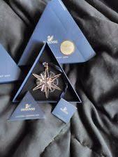 swarovski ornament 2005 ebay