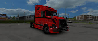 trak volvo volvo vnl 670 v1 1 1 25 1 26 zagruzka mods com download game mods