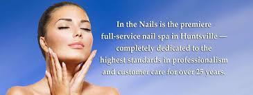 nail salon and day spa huntsville